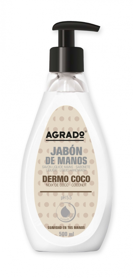 Крем мыло для рук Agrado