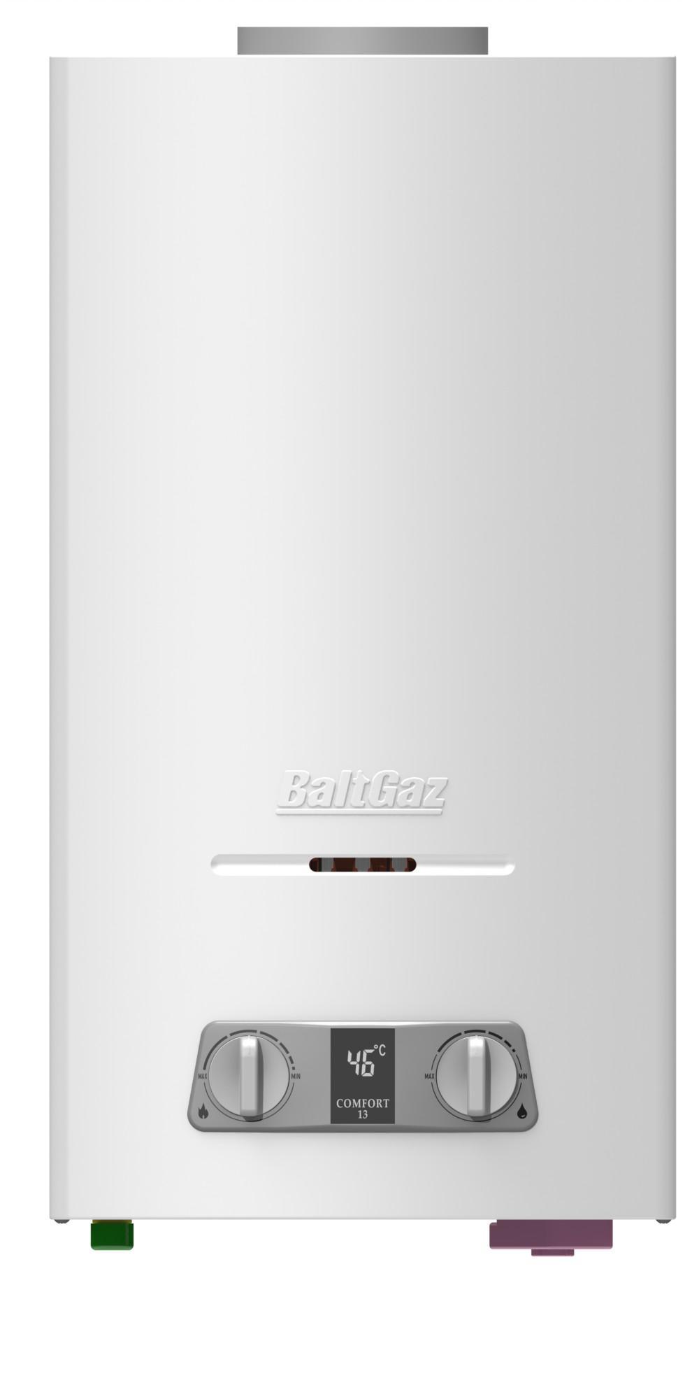 Газовая колонка BaltGaz Comfort 17