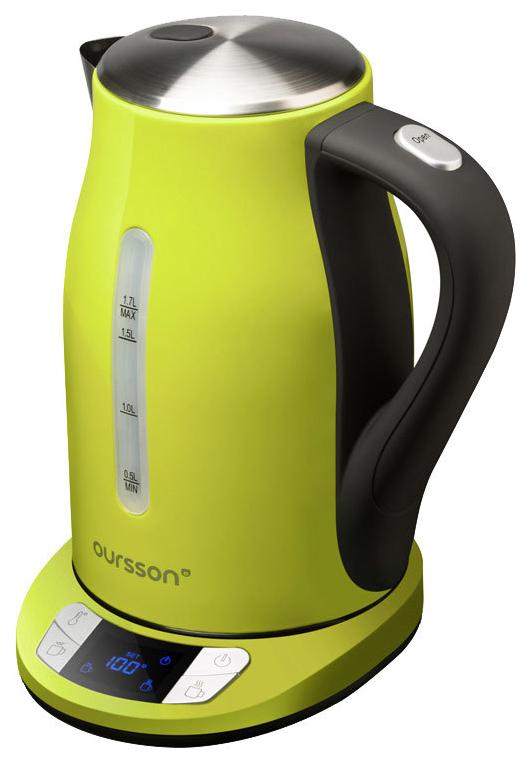 Чайник электрический Oursson EK1775MD/GA Lime