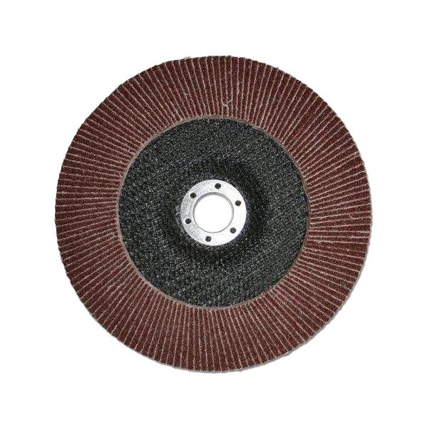 Диск лепестковый для угловых шлифмашин БАЗ 36563-125-40 фото