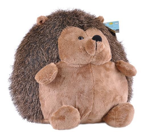 Купить Мягкая игрушка Gulliver Ежик сидячий 13.5 33 см, Мягкие игрушки животные