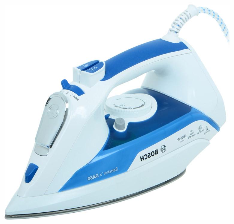 Утюг Bosch TDA5028010 White/Blue