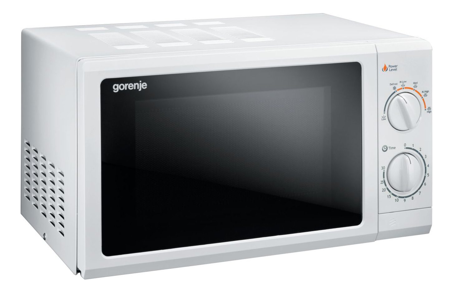 Микроволновая печь соло Gorenje MO20MW white