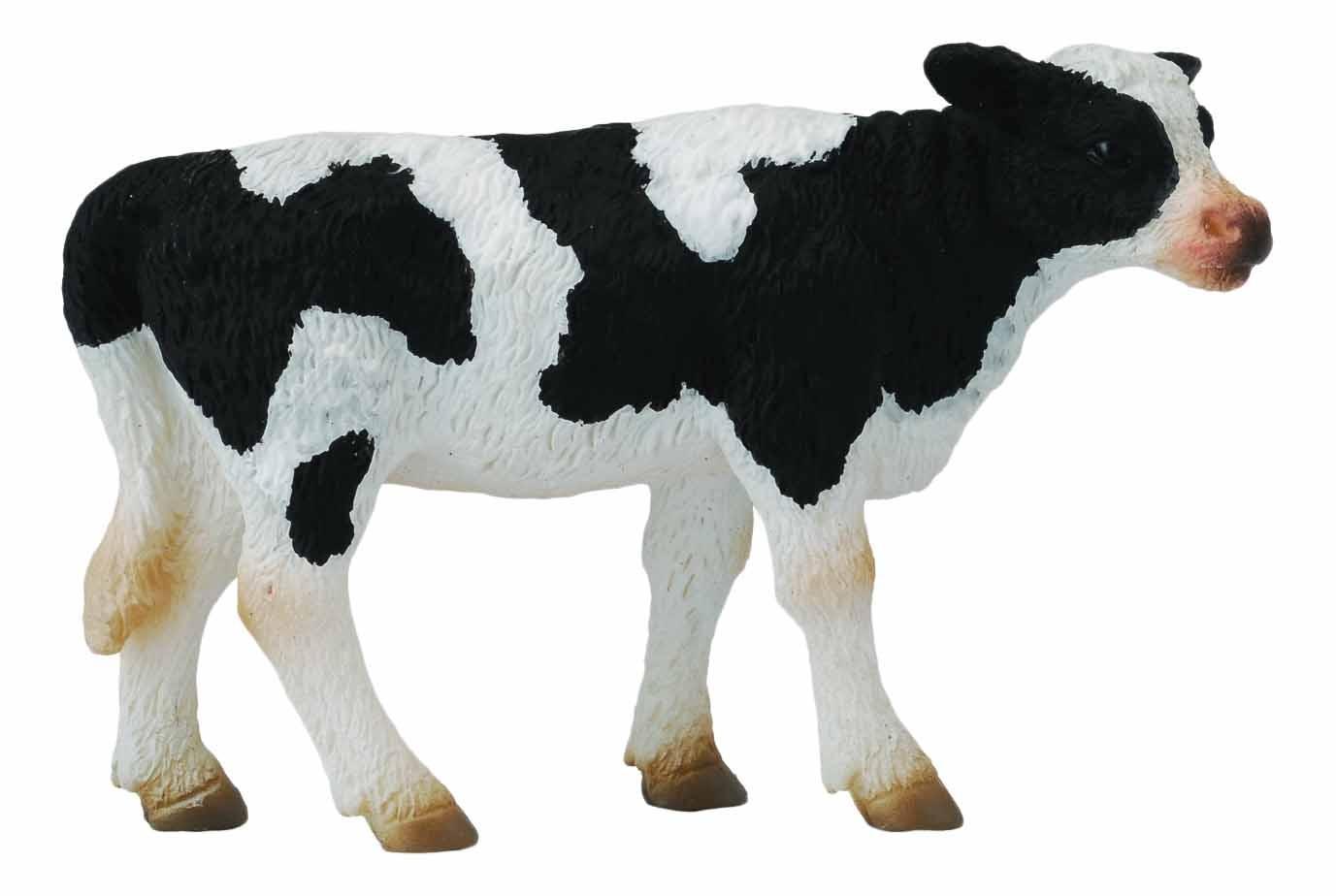 Фигурка collecta фризский теленок - стоячий