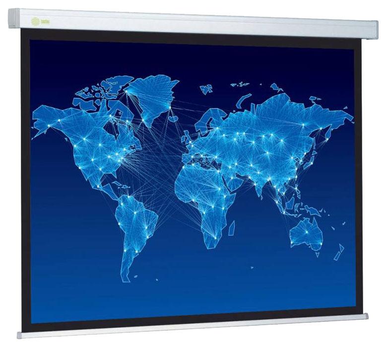 Экран для видеопроектора Cactus Wallscreen CS-PSW-149x265 Белый фото