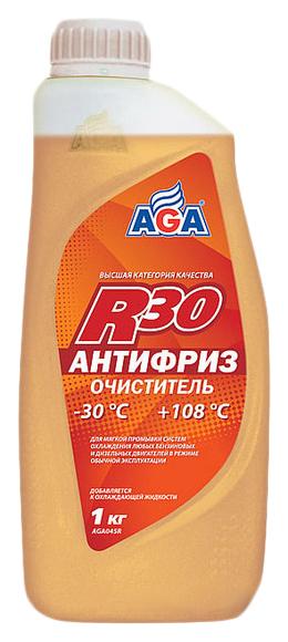 Антифриз AGA G11 оранжевый 1л
