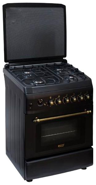 Газовая плита RICCI RGC 6030BL