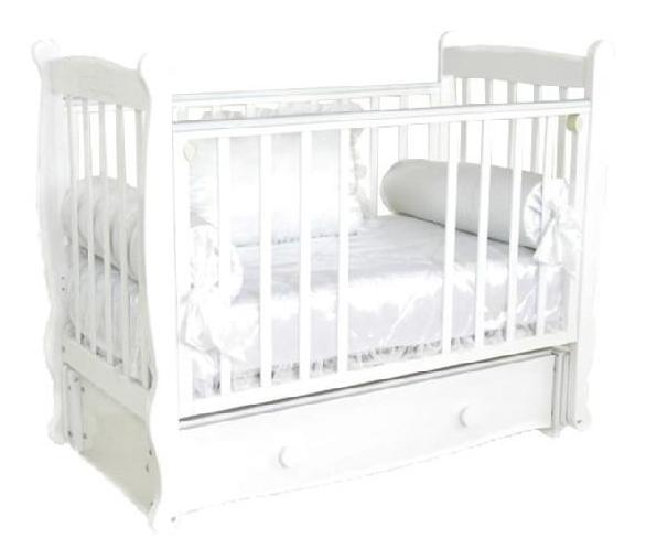 Кровать Красная Звезда Елисей белый