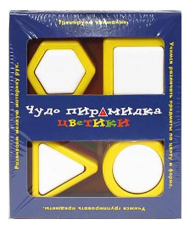 Купить Логическая игра Stellar Чудо-Пирамидка, Логические игры