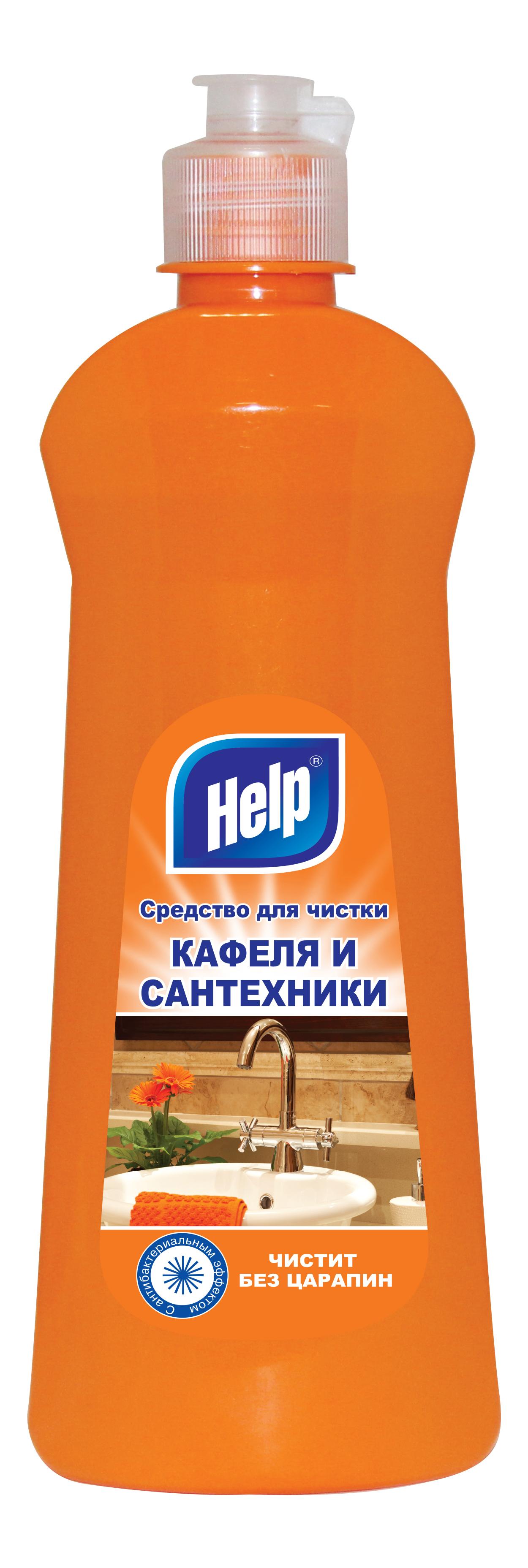 Универсальное чистящее средство Help для кафеля