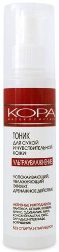 Купить Тоник для лица КОРА Для сухой и чувствительной кожи, 150 мл, Тоник для сухой и чувствительной кожи, KORA