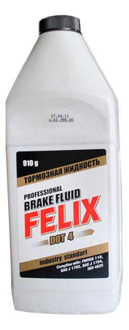Тормозная жидкость Felix фото