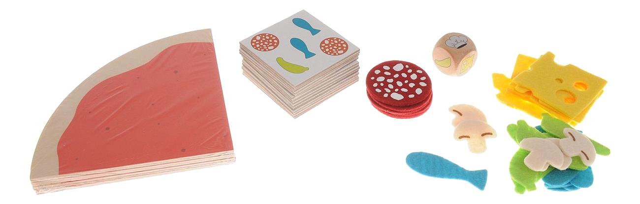 Семейная настольная игра Beleduc Пицца Фиеста фото