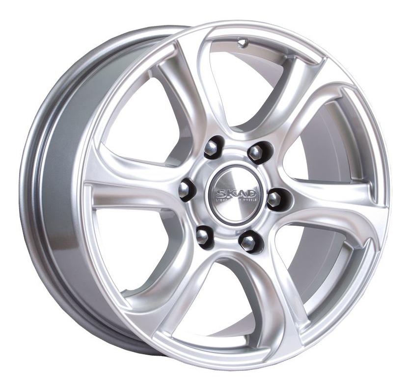 Колесные диски SKAD Скала R17 7.5J PCD6x139.7 ET30 D67.1 (WHS039669) фото
