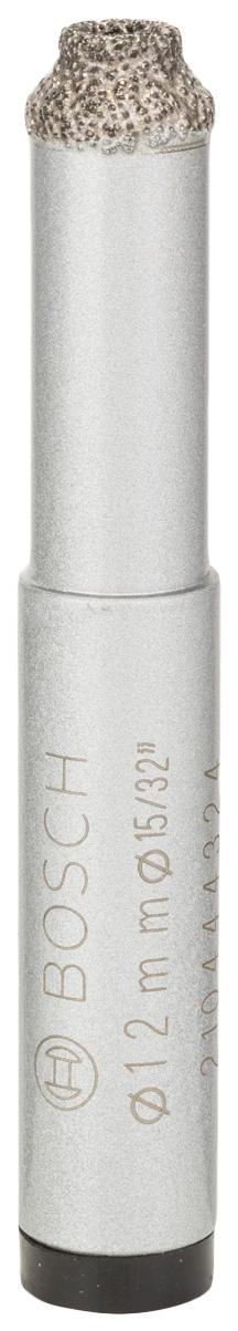 Алмазное сверло Bosch 12мм easyDRY 2608587143