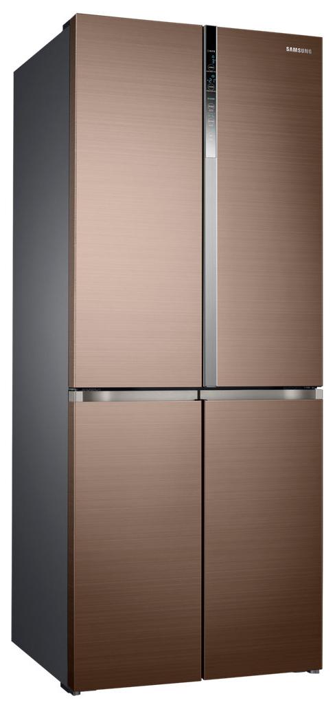Холодильник Samsung RF50K5961DP Brown фото
