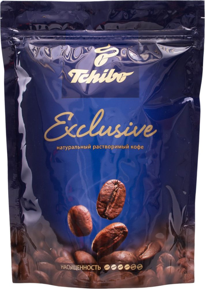 Кофе растворимый Tchibo exclusive 150 г