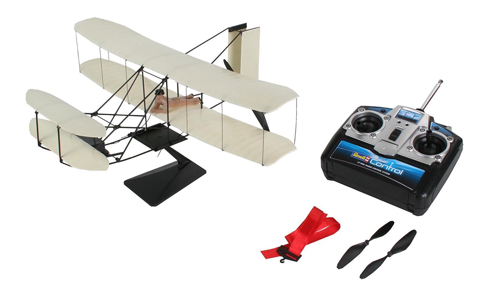 Радиоуправляемая самолет Revell Аэроплан братьев Райт, Радиоуправляемые самолеты  - купить со скидкой