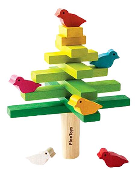 Купить Головоломка PlanToys Балансирующее дерево, Игрушки головоломки