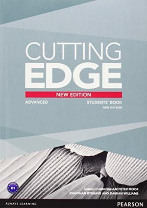 Cutting Edge 3Ed Advanced Student\'s Book + DVD Pack