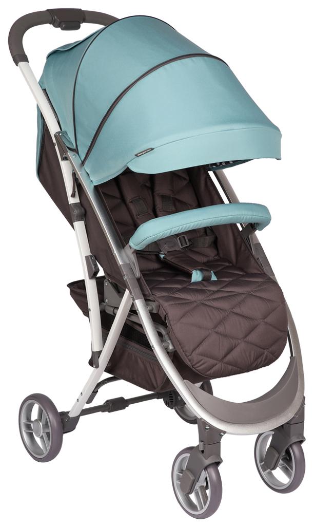 Купить Eleganza V2 New, Прогулочная коляска Happy baby Eleganza V2 aqua, Коляски-книжки