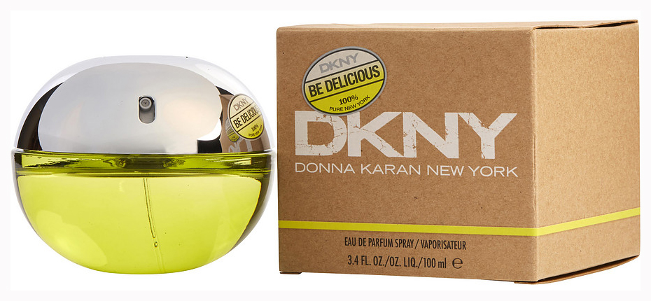 Парфюмерная вода DKNY Be Delicious lady