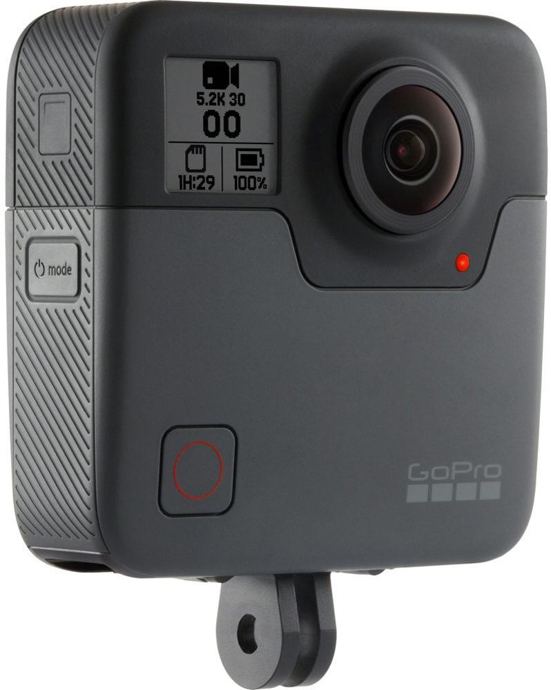 Экшн камера GoPro FUSION CHDHZ 103 Black