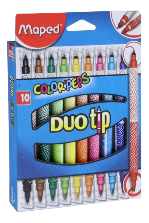 MAPED COLOR PEP\'S DUO TIP
