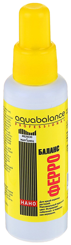 Удобрение Aquabalance Ферро баланс 50мл