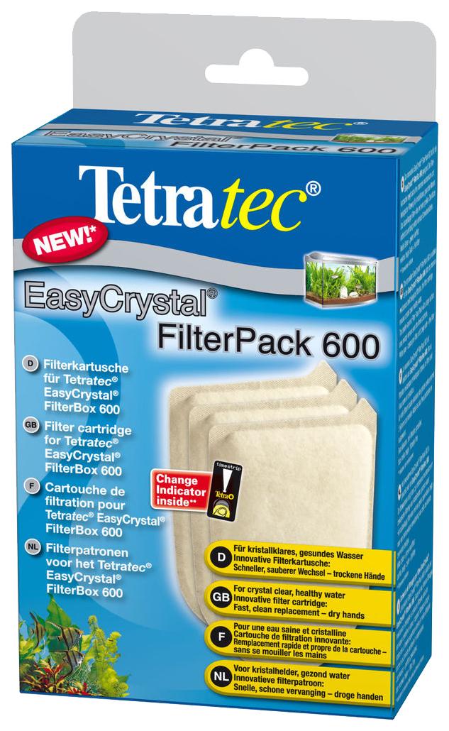 Картридж для внутреннего фильтра Tetra для EasyCrystal/FilterBox 600,