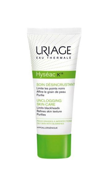 Эмульсия для лица Uriage Hyseac К18 40 мл