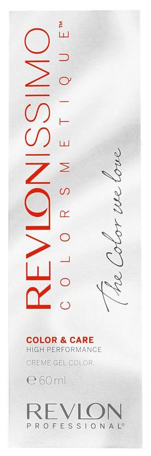 Краситель REVLON Перманентный 4,11 коричневый гипер пепельный, 60 мл