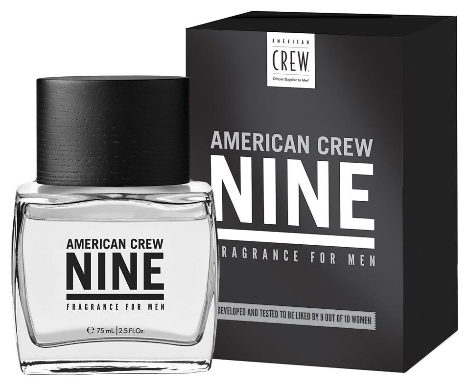 Туалетная вода American Crew Nine Display