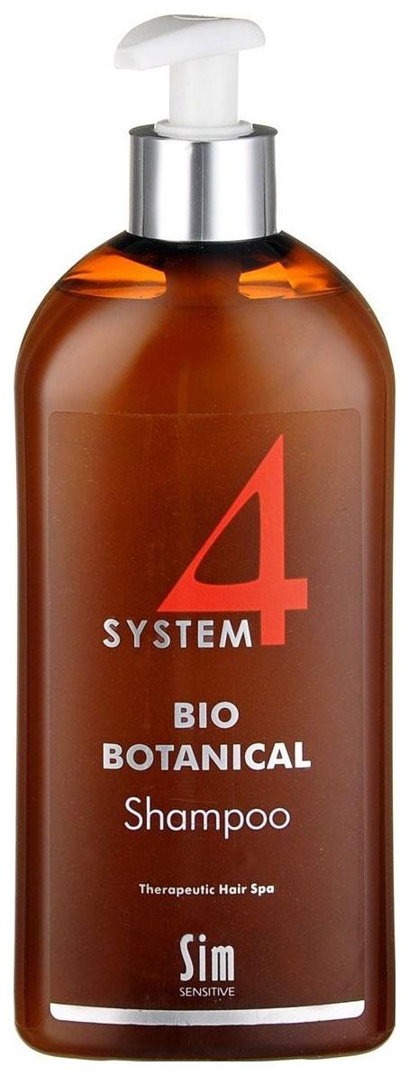 Купить Шампунь Sim Sensitive System 4 Bio Botanical для роста волос 500 мл