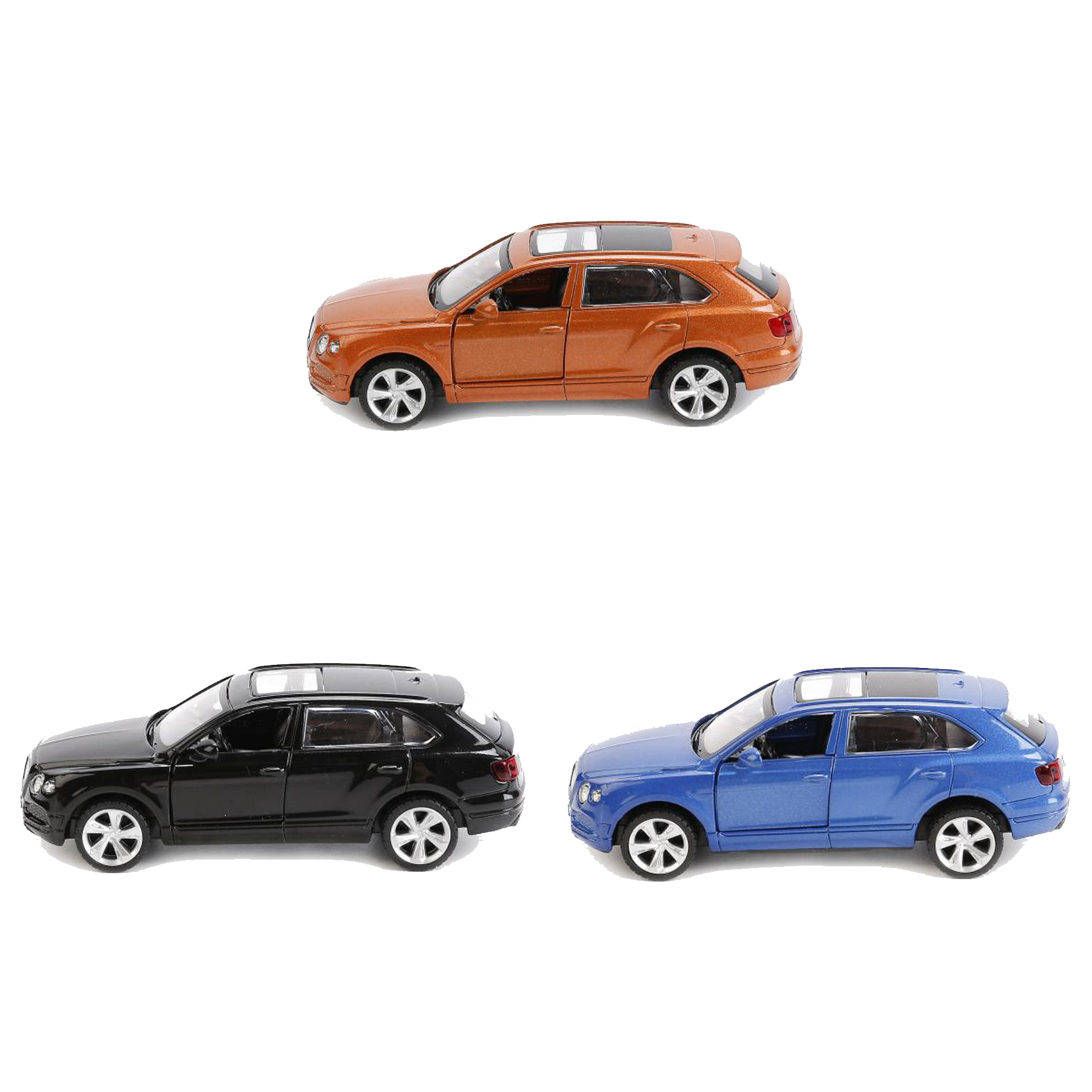 Купить Машинка Технопарк металлическая инерционная bentley bentayga, 1:45, Игрушечные машинки