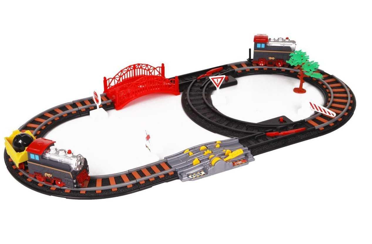 Купить Железная дорога останови крушение Yako Б79251, Yako Toys, Детские железные дороги