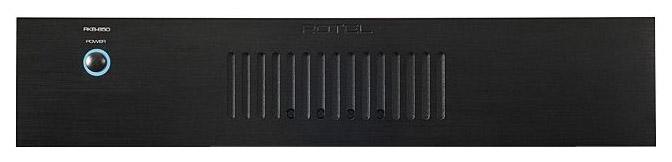 Усилитель мощности Rotel RKB D850 Black