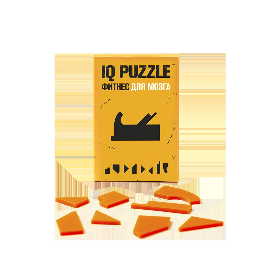 Пазл IQ Puzzle Рубанок фото