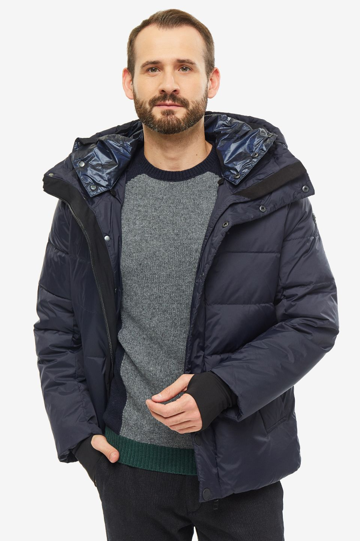 Куртка мужская Antony Morato MMCO00593-FA600054 7073 синяя 52 IT
