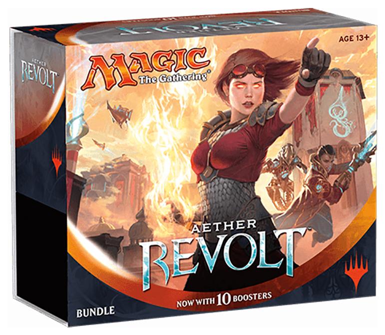 Купить Настольная игра Wizards of the Coast MTG: Эфирный Бунт Набор Bundle, Семейные настольные игры