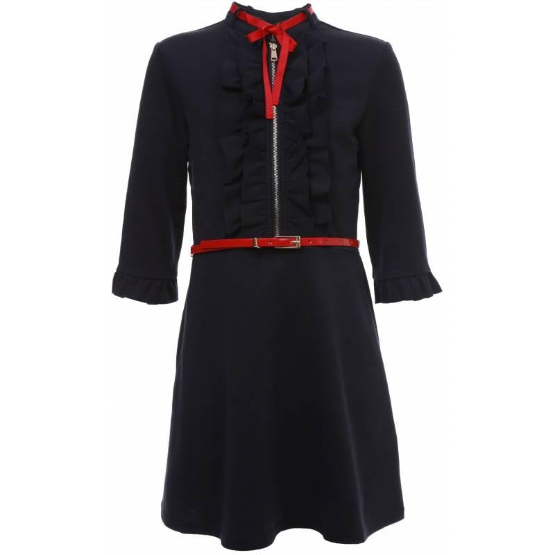 Купить Платье Acoola, цв. темно-синий, 146 р-р, Детские платья и сарафаны