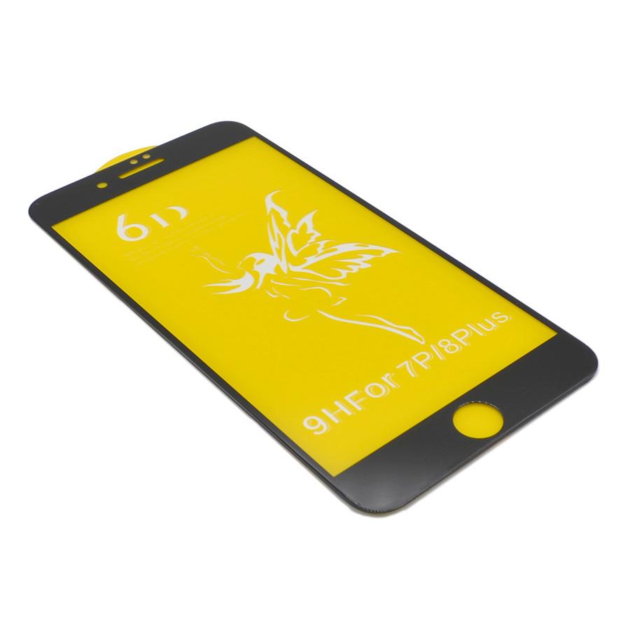 Защитное стекло Innovation для Apple iPhone 7/8 Black
