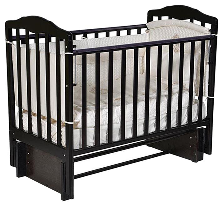 Кровать детская Антел Алита 3/5 а/с венге