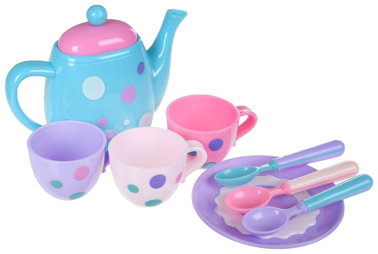 Игрушечная посуда MELALA Посудки Время Для