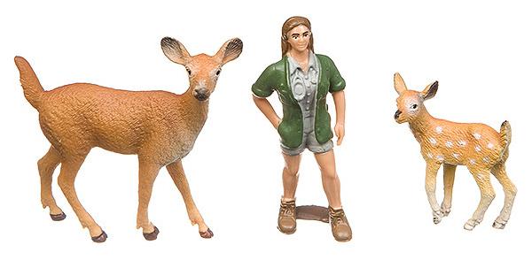 Купить Игровой набор Yako Toys Фигурка С Животными Серия Мир Вокруг Нас Арт.M7593-13.,