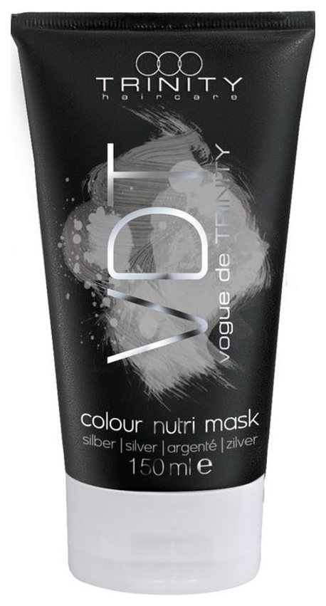 Маска для волос Trinity Hair Care Colour Nutri Silver 150 мл