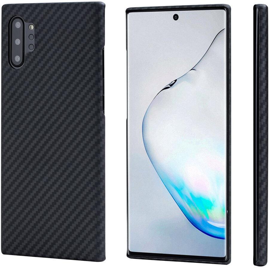 Чехол Pitaka MagCase для Samsung Note 10 Plus Black/Grey