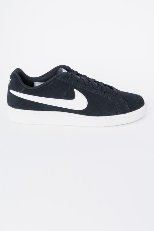 Кеды мужские Nike Court Royale Suede черные 44,5 RU фото