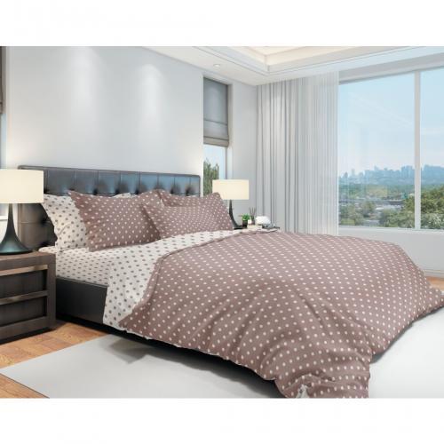 Комплект постельного белья двуспальный Amore Mio, Dots