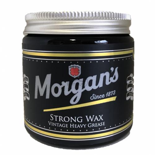 Воск для укладки волос Morgan's Strong